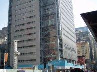 budowa, wysoki budynek, wieżowiec