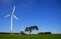 energia odnawialna - turbiny wiatrowe